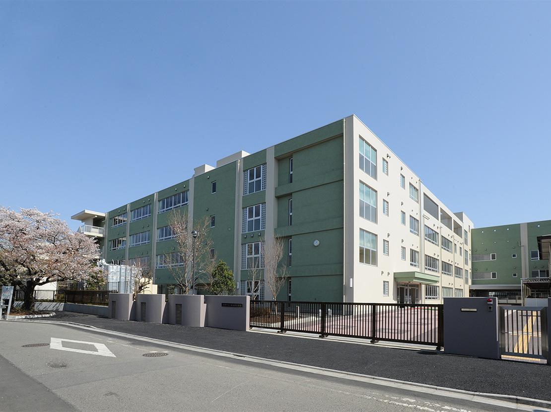 古川小学校校舎