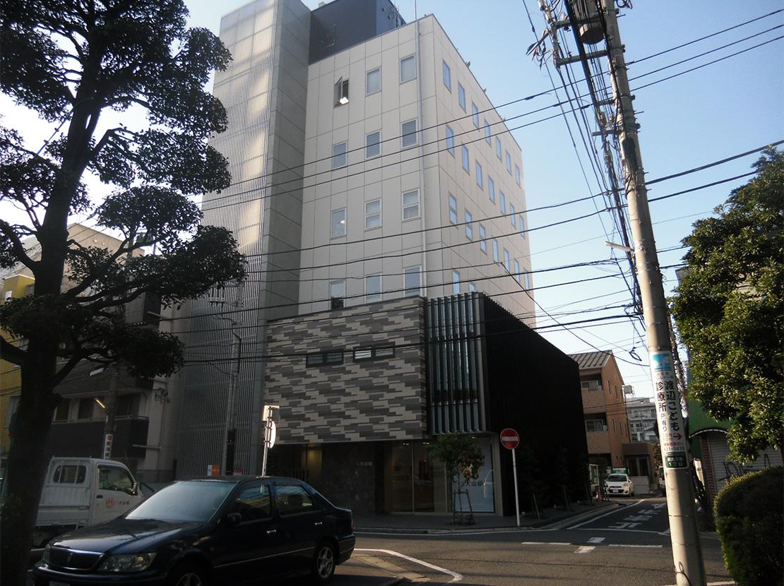 (株)大山組 社屋