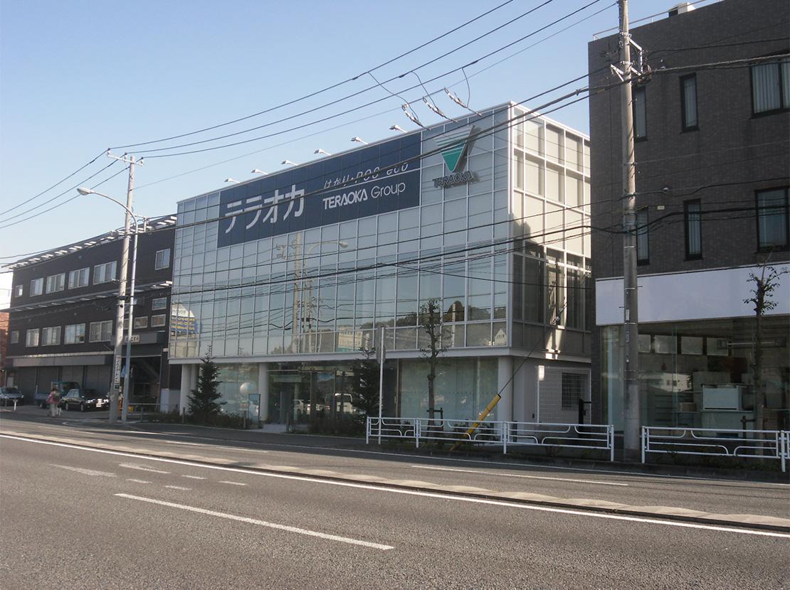 寺岡オートドアシステム(株) 本社屋